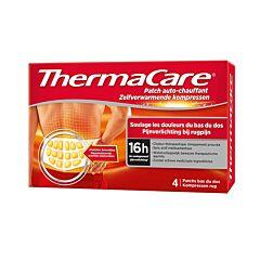 ThermaCare Zelfverwarmend Kompres Rugpijn 4 Stuks
