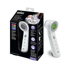 Braun Age Precision BNT 400 Thermometer Met/Zonder Contact Wit 1 Stuk