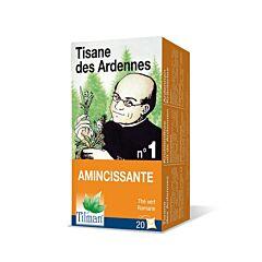Tilman Tisane des Ardennes n°1 Amincissante 20 Sachets