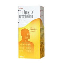 Toularynx Bromhexine Siroop 180ml