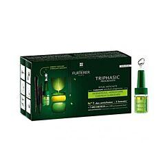 René Furterer Triphasic Progressive Traitement Anti-Chute de Cheveux Progressive 8 Ampoules x 5,5ml