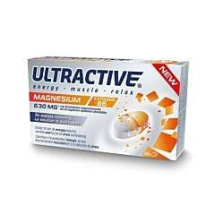 Ultractive Magnésium 630mg 30 Comprimés