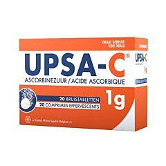 Upsa-C 1000mg 20 Comprimés Effervescents