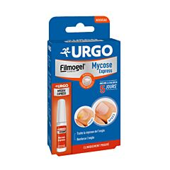 Urgo Filmogel Mycose Express 4ml + Nagelvijltjes 5 Stuks