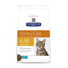 Hills Prescription Diet Urinary Care C/D Kattenvoer Oceaanvis 1,5kg