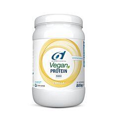 6d Sports Nutrition Power Vegan Protein Vanilla 800g