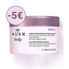 Nuxe Body Crème Fondante Raffermissante Pot 200ml PROMO -5€