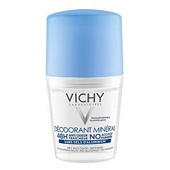 Vichy Déodorant Minéral 48h Roll-On 50ml