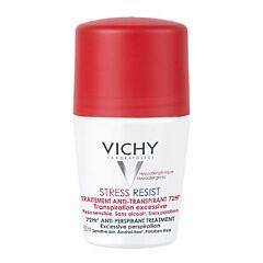 Vichy Deodorant Roller Stress Resist Overmatige Transpiratie 72u 50ml