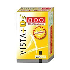 Vista-D3 800 Ultra 120 Comprimés Fondants