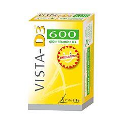 Vista-D3 600 Adult 120 Comprimés Fondants