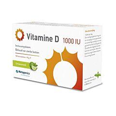 Vitamine D 1000iu 168 Tabletten