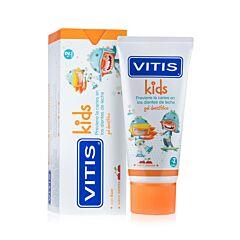 Vitis Kids Gel Tandpasta 2+ Jaar 50ml