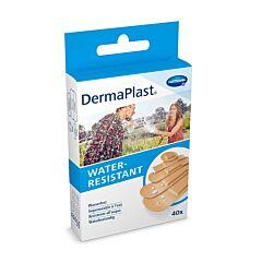 Dermaplast Water-Resistant Pleisters 40 Stuks (5 maten)