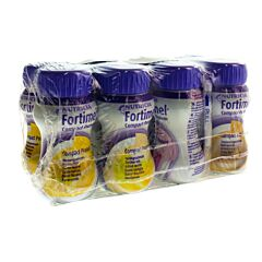 Fortimel Compact Protein Mixed Multipack Bouteille 8x125ml