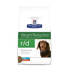 Hills Prescription Diet Canine Weight Reduction r/d Mini au Poulet 6kg