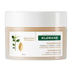 Klorane Nutri-Réparation Masque au Dattier du Désert Pot 150ml
