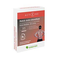 Patch Auto-Chauffant - Zones Etendues 29x10cm - 4 Pièces