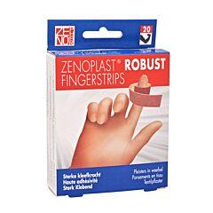 Zenoplast Robust Pansements en Tissu Haute Adhésivité 2x16cm - 20 Pièces