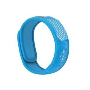 Para'kito Anti-Muggen Armband Blauw + 2 Navullingen
