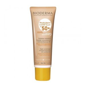 Bioderma Photoderm Cover Touch SPF50+ Gouden Tint 40g