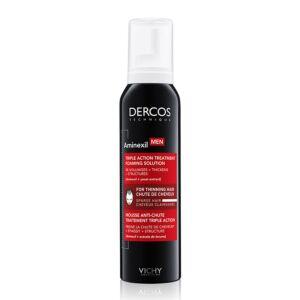 Vichy Dercos Aminexil Haaruitval - Driedubbele Mousse Behandeling Voor Mannen 150ml