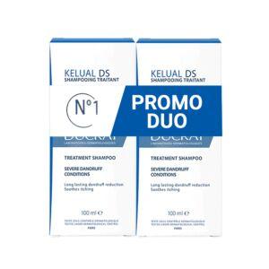 Ducray Kelual DS Shampooing Traitant Etats Pelliculaires Sévères NF PROMO DUO 2x100ml