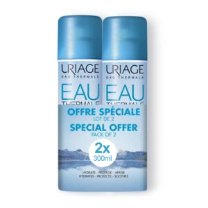 Uriage Eau Thermale Spray PROMO 2x300ml