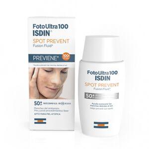 Isdin Foto Ultra 100 Spot Prevent Fusion Fluid IP50+ Flacon 50ml