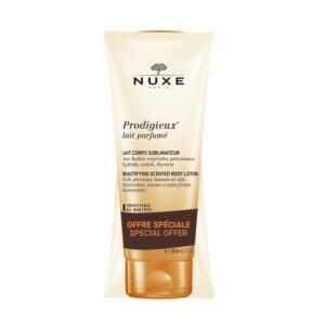 Nuxe Prodigieux Geparfumeerde Lichaamsmelk Promo 2x200ml