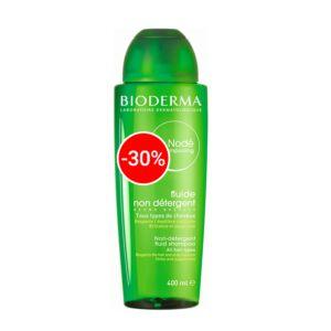 Bioderma Nodé Shampooing Fluide Non-Détergent Flacon 400ml PROMO -30%