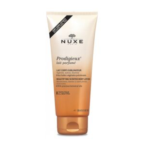Nuxe Prodigieux Lait Parfumé Corps Sublimateur Tube 300ml