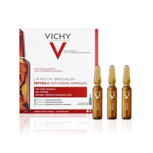 Vichy Liftactiv Specialist Peptide-C Ampoules Anti-Âge 10 Ampoules x 1,8ml
