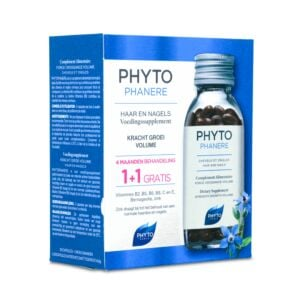 Phyto Phytophanère Cheveux & Ongles PROMO DUO 2x120 Gélules