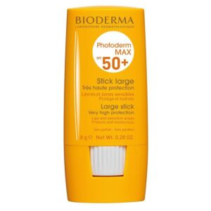 Bioderma Photoderm Max Stick Large Lèvres & Zones Sensibles IP50+ 8g