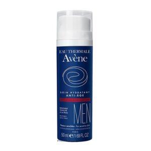 Avène Homme Soin Hydratant Anti-Âge Flacon Pompe 50ml