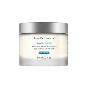 SkinCeuticals Emollience Crème Hydratante Visage Peau Sèche/Normale 60ml