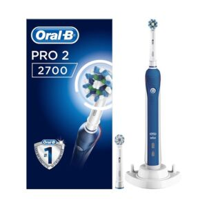 Oral-B Pro 2700 Brosse à Dents Electrique 1 Pièce