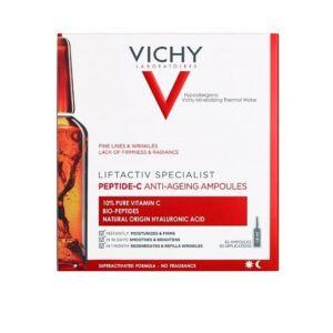 Vichy Liftactiv Specialist Peptide-C Ampoules Anti-Âge 30 Ampoules x 1,8ml