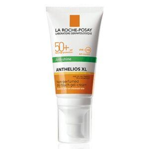 La Roche-Posay Anthelios Anti-Brillance Finition Toucher Sec IP50+ Tube Pompe 50ml