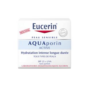 Eucerin AquaPorin Active Soin Hydratant IP25+ UVA Pot 40ml