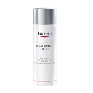 Eucerin Hyaluron-Filler Crème de Jour Anti-Rides Peau Normale à Mixte 50ml