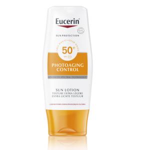 Eucerin Sun Photoaging Control Lotion Texture Extra Légère IP50+ Tube 150ml
