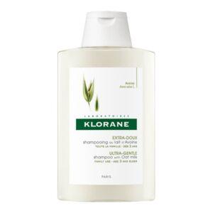 Klorane Extra-Doux Shampooing au Lait dAvoine Flacon 400ml