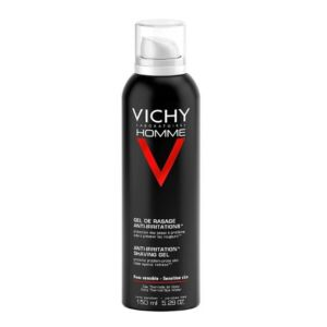 Vichy Homme Gel de Rasage Anti-Irritations Spray 150ml