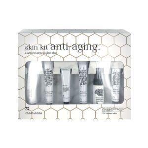 RainPharma Skin Kit Anti-Aging Coffret Peau Mature 6 Produits