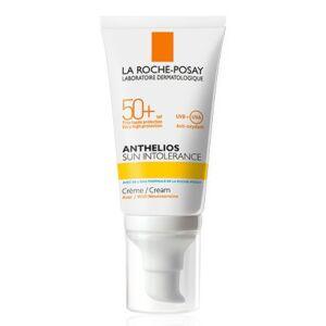 La Roche-Posay Anthelios Sun Intolerance Crème Solaire Sans Parfum IP50+ Tube Pompe 50ml