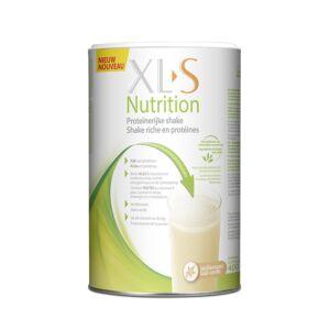 XLS Nutrition Shake Protéiné Vanille Pot 400g