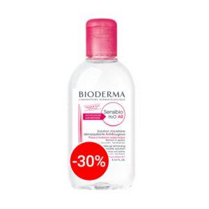 Bioderma Sensibio H2O AR Solution Micellaire Anti-Rougeurs 250ml PROMO -30%