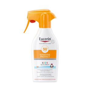 Eucerin Sun Sensitive Protect Kids Enfants IP50+ Spray 300ml